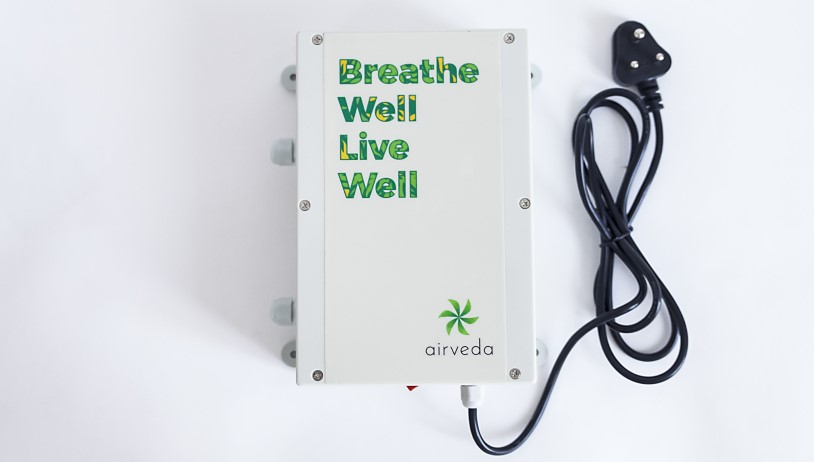 Airveda Outdoor Air Quality Monitor